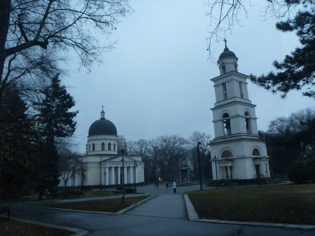 Backpacking in Moldova: Top 10 Sights in Chisinau.