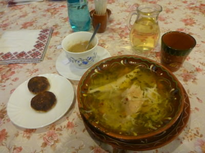 Friday's Featured Food: Zeama in Butuceni, Moldova
