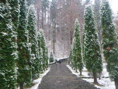 Bran, Transylvania, Romania.