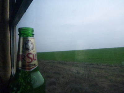 Final Romanian beer - Ursus.