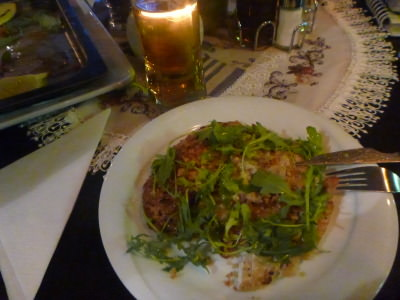 Friday's Featured Food: Walnut Chicken in Shtastlivetsa, Veliko Tarnovo, Bulgaria