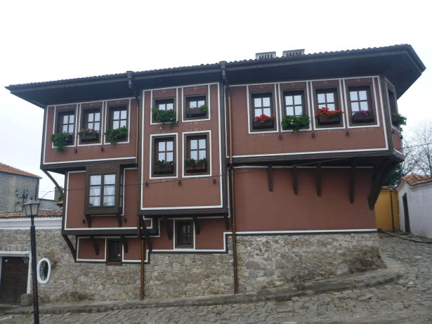 Backpacking in Bulgaria: Top 10 Sights in Plovdiv Old Town.