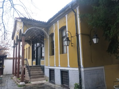 Charming Old Building in Plovdiv.