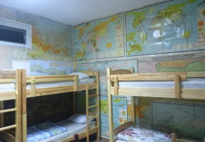 10 Coins: Coolest Hostel in Sofia, Bulgaria