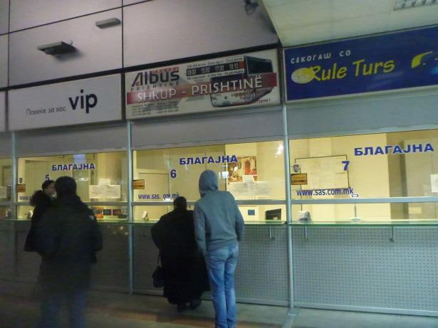 pristina kosovo ticket bus