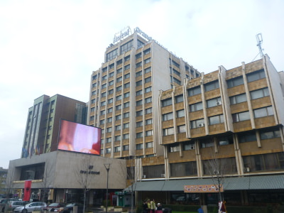 hotels pristina