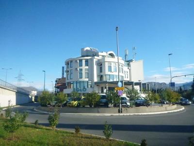 Hotel Keto, Podgorica, Montenegro.