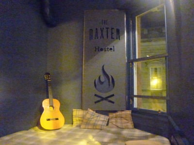 The Baxter Hostel, Edinburgh, Scotland.