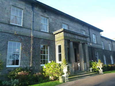 Always well looked after by the staff at the Doxford Hall.