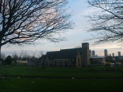 St. Peter's Church, Sunderland.