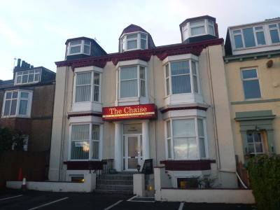 The chaise guesthouse in sunderland england we blog the for Chaise hotel sunderland
