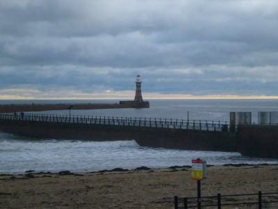 Sunderland Pier.