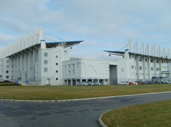 Sheriff Stadium, Tiraspol.