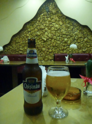 Cafe Nefertiti - A Chisinau Lager.