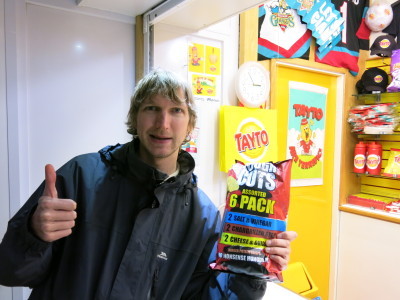 The Best Crisps in The World: Touring Tayto Castle in Tandragee, Northern Ireland