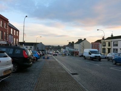 Tandragee, County Armagh, Northern Ireland.