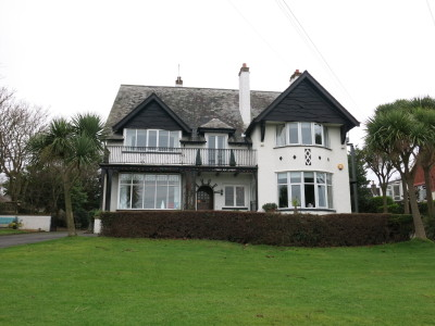 Staying at Cairn Bay Lodge, Bangor, Northern Ireland
