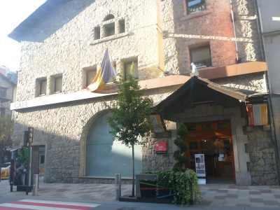 Art Centre in Escaldes Engordany