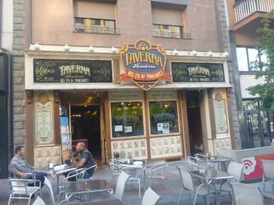 Bars of Escaldes Engordany