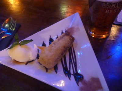 Friday's Featured Food: Deep Fried Mars Bar in Edinburgh, Scotland