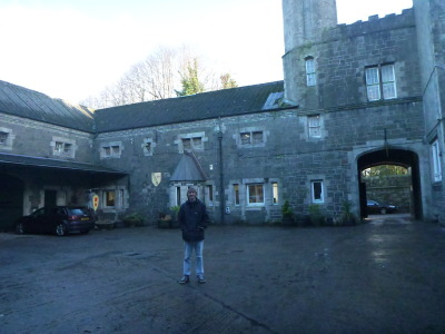 Tayto Castle in Tandragee - where the famous Tayto crisps are made.