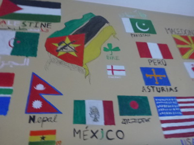 Oops - what English person couldn't draw their own flag?!