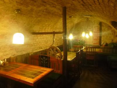 Forto Dvaras Restaurant, Vilnius, Lithuania