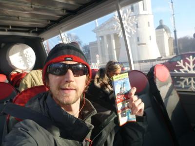 Vilnius City Tour, Audio Guided Bus Tour of Lithuania's Capital