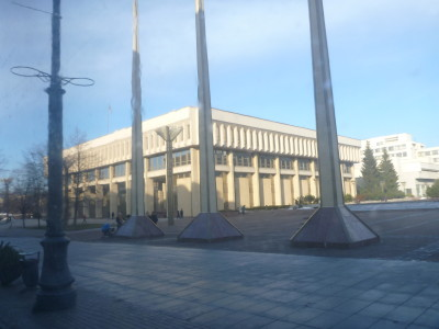 Lithuanian Parliament.