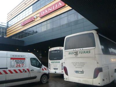 lithuania latvia bus