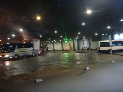 Siauliai Bus Station