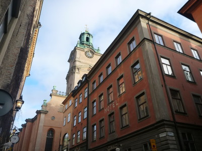 The Lady Hamilton Hotel in Stockholm, Sweden