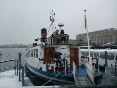 Taking A Boat Tour in Stockholm, Sweden with Stromma and Stockholm Sightseeing