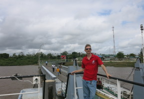 World Borders: How to get from Guyana to Suriname by ferry