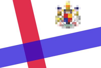 Kingdom of Lovely flag