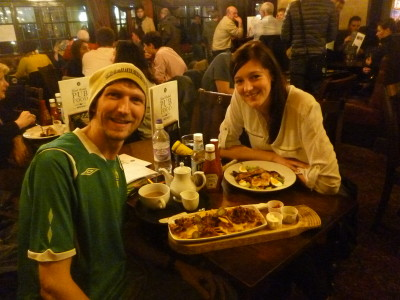 Drinks, food and chat with Abbi Morrison (Life in a Rucksack) in London, England
