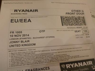Tuesday's Travel Essentials: Printing Flight Tickets