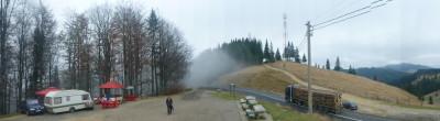 The Road to Sucevita