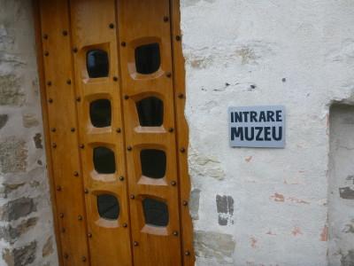 The Museum - no photos allowed