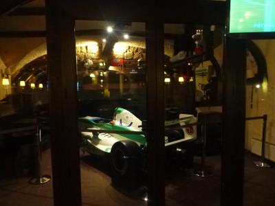 Mihai Marinescu's car