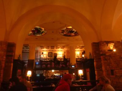 Festival 39 Bar in Brasov. Romania