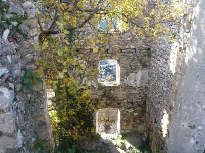 St. John's Fortress, Kotor, Montenegro.