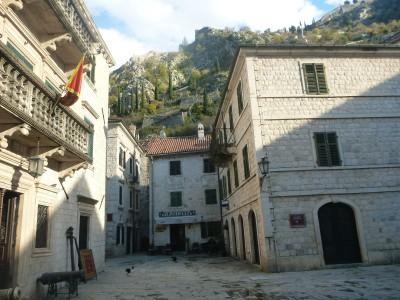 Quiet Kotor in the Winter