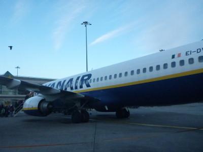 Ryanair to Kaunas