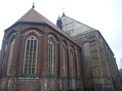 St. George's Church in Kaunas, Lithuania