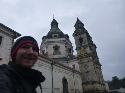 Pazaislas Monastery - awesome.