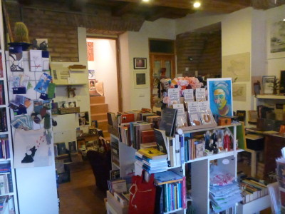 Keistoteka Bookshop, Republic of Uzupis