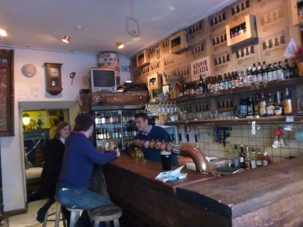 Spunka Bar, Republic of Uzupis.