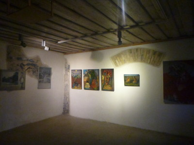 Art Gallery in Uzupis