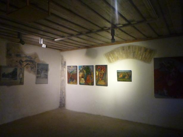 Art Gallery in Uzupis